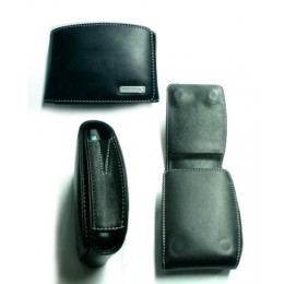 LEATHER GPS POUCH
